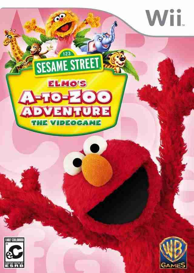 Descargar Sesame Street Elmos A To Zoo Adventure [English][WII-Scrubber][PAL] por Torrent